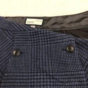 Esprit Mini Wool Skirt